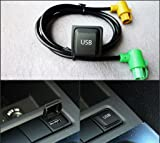 Eximtrade USB Port Socket Switch Cable for VW