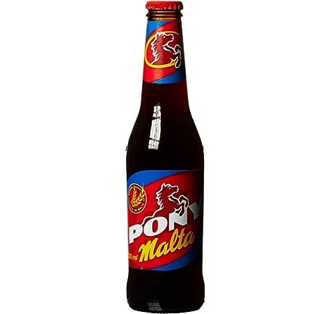 Pony Malta - Bebida de extractos de malta - 330 ml: Amazon.es: Alimentación y bebidas