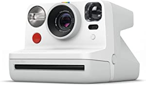 Polaroid - 9027 - Polaroid Now Cámara instantánea i-Type, Blanco