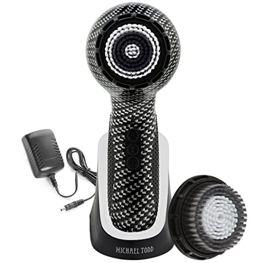 Michael Todd Soniclear Elite Antimicrobial Facial Cleansing Brush System