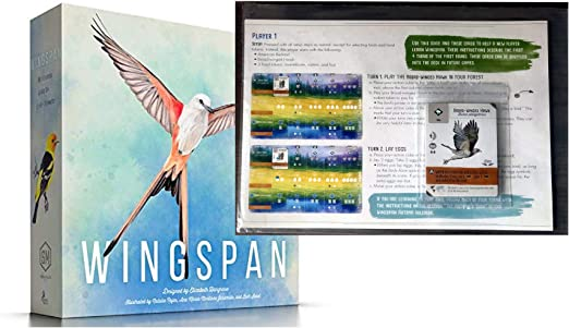 Wingspan 2nd Edition Boardgame: Amazon.es: Juguetes y juegos