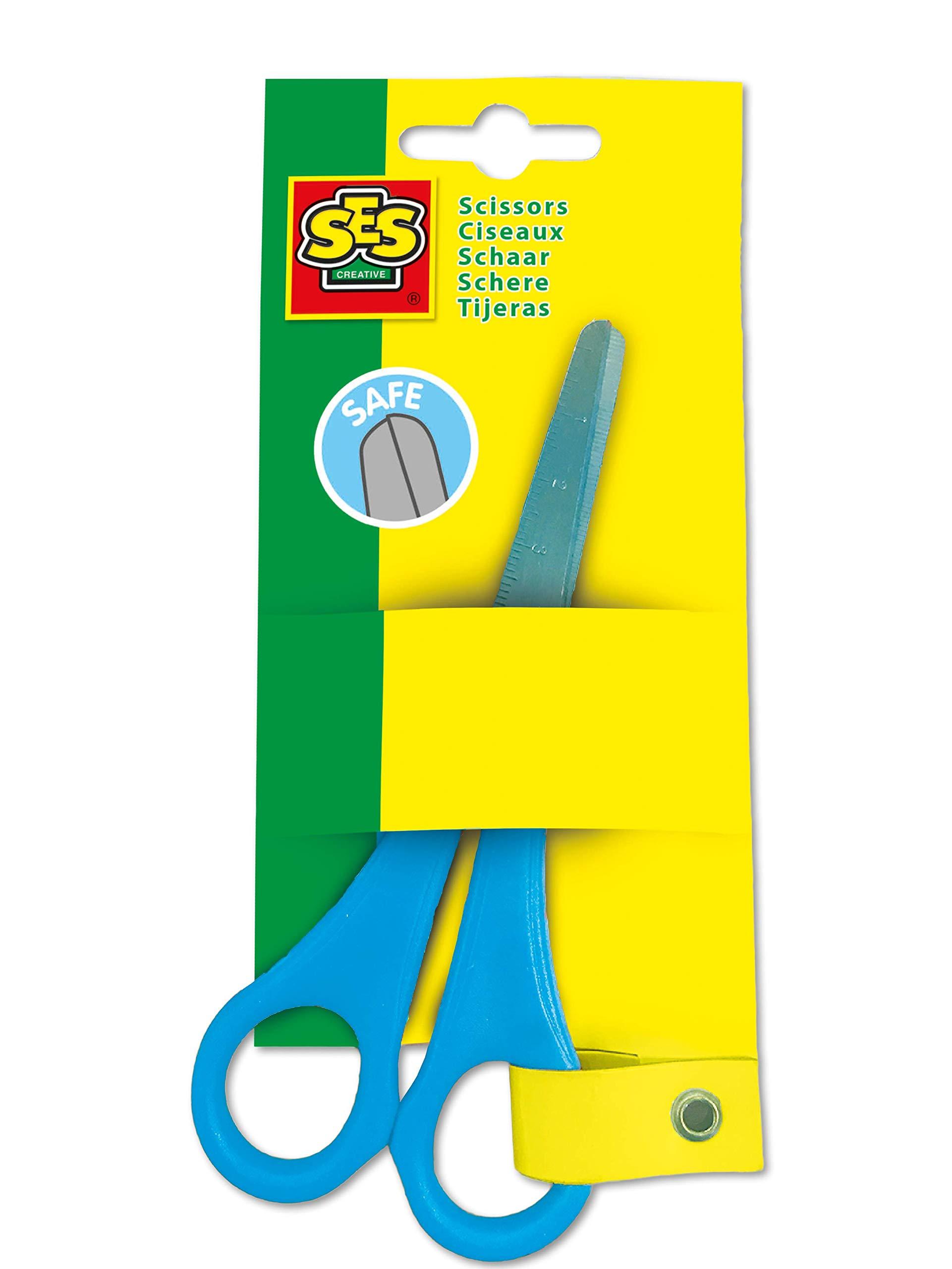SES Creative 837 Scissors, Diverse Colours by SES Creative
