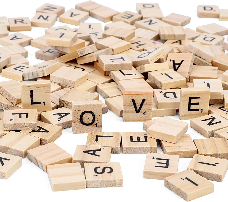 Letter/word tiles