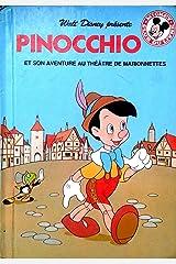 PINOCCHIO: ET SON AVENTURE AU THÉÂTRE DE MARIONNETTES (French Edition) Kindle Edition