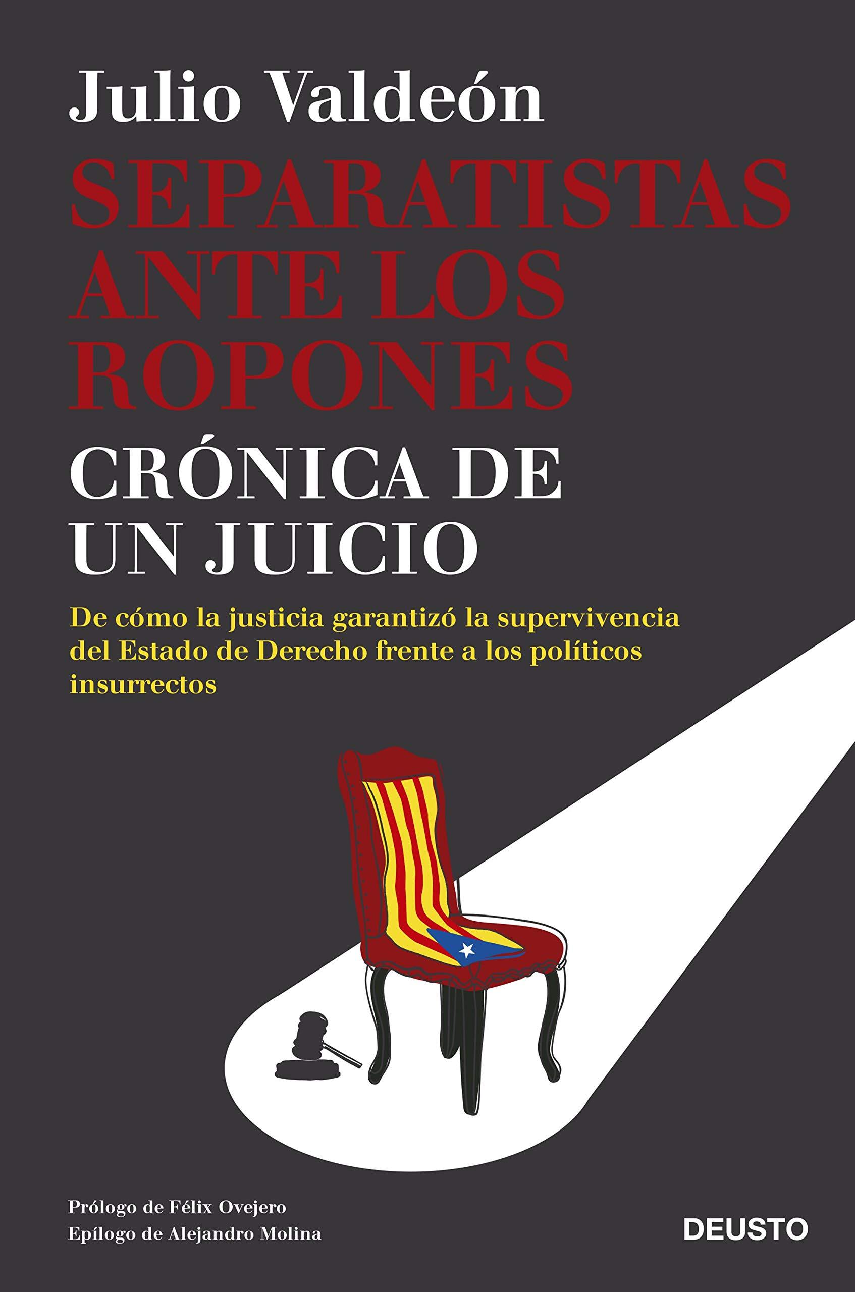 Separatistas ante los ropones: Crónica de un juicio Sin colección: Amazon.es: Valdeón Blanco, Julio: Libros