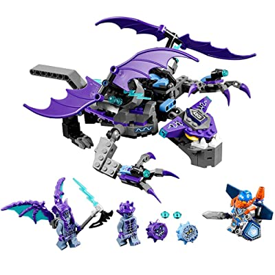 LEGO Nexo Knights The Heligoyle 70353 Building Kit (318 Piece): Toys & Games