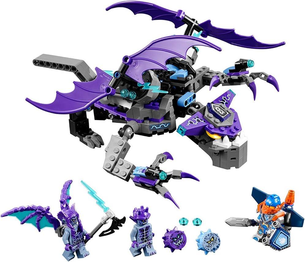 LEGO Nexo Knights The Heligoyle 70353 Building Kit (318 Piece)