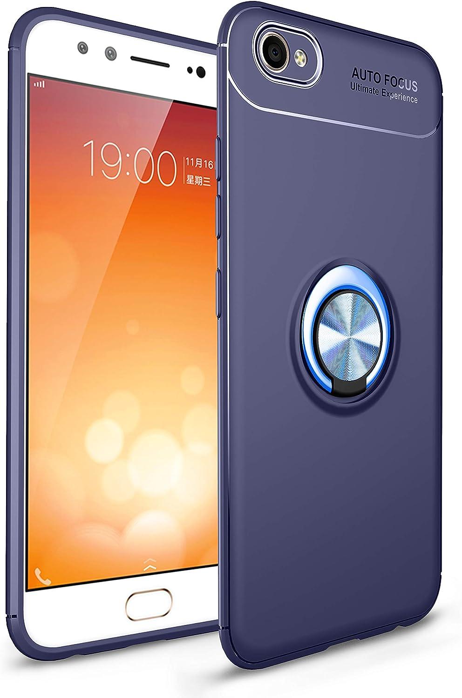 LUCKY Funda Vivo X9/V5 Plus/X9S Case, 360 Grados Caso Carcasa Case ...