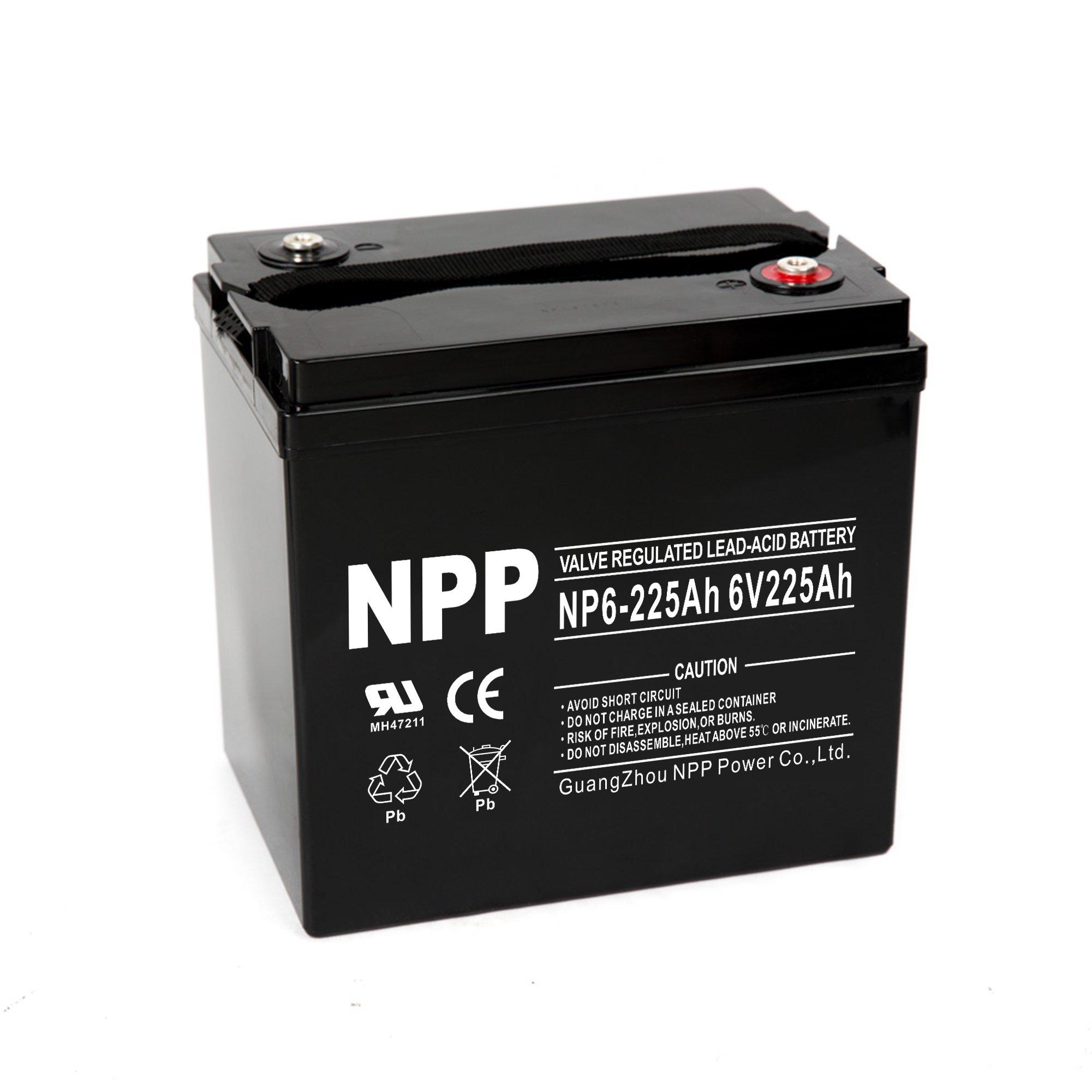 6V 4.5Ah F1 Fresh Stock Compatible Battery for Yuntong YT-645 by UPSBatteryCenter