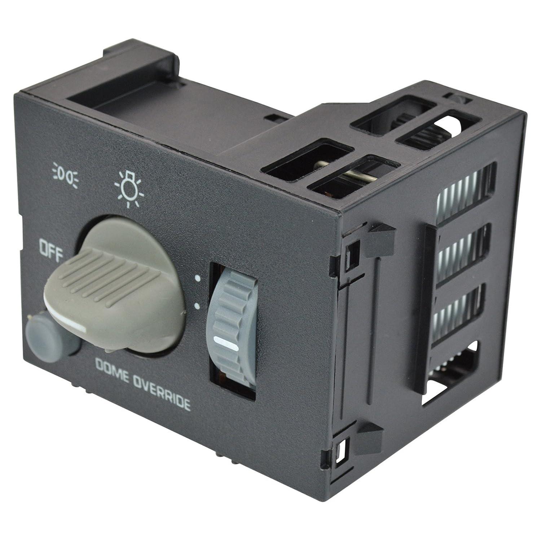 ACDelco 13295227 GM Original Equipment Jet Black Ice Headlamp Switch