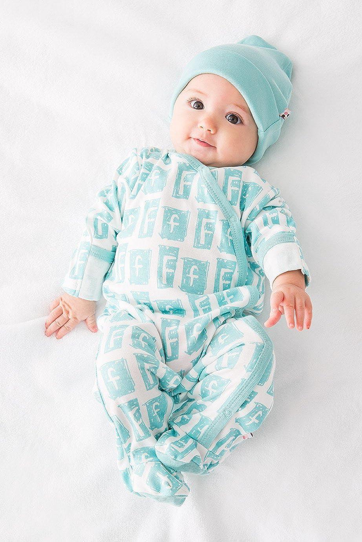 6-12 months, Harbor Babysoy Modern Beanie