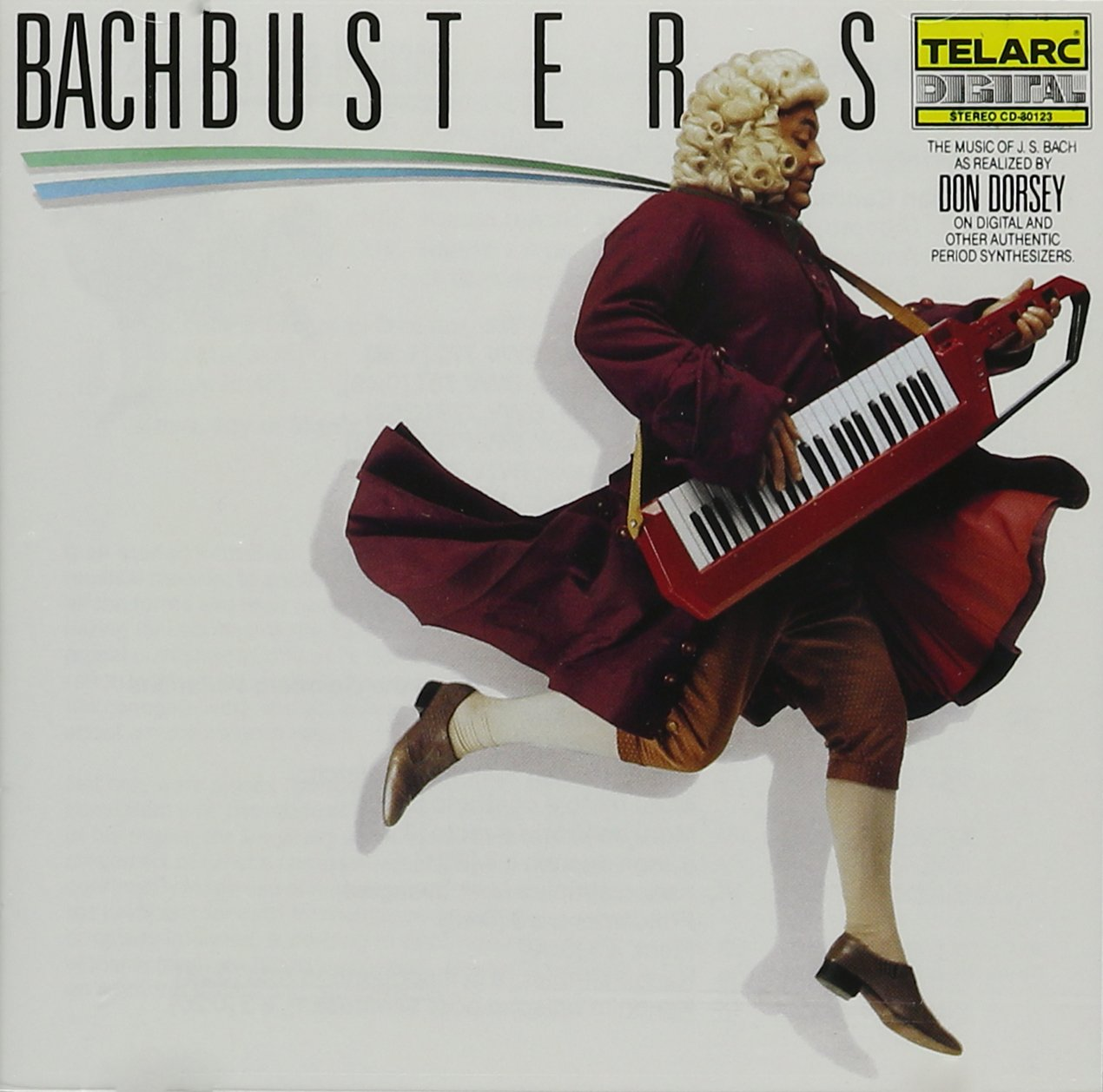 Don Dorsey - Bachbusters (Music Of J.S. Bach As Realized On ...