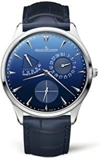 Jaeger-Lecoultre Mens Master Ultra Thin Reserve De Marche Watch