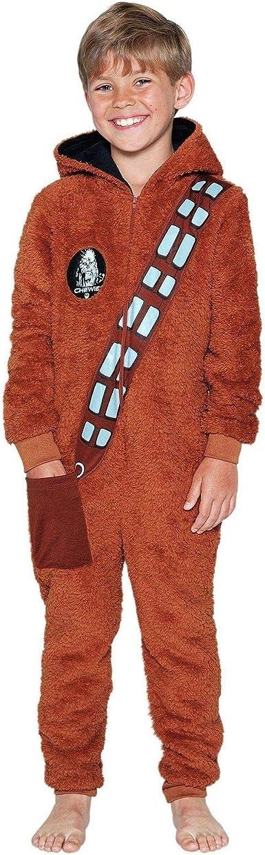 Starwars Chewbacca - Mono de lana con capucha para niños (3 4 ...