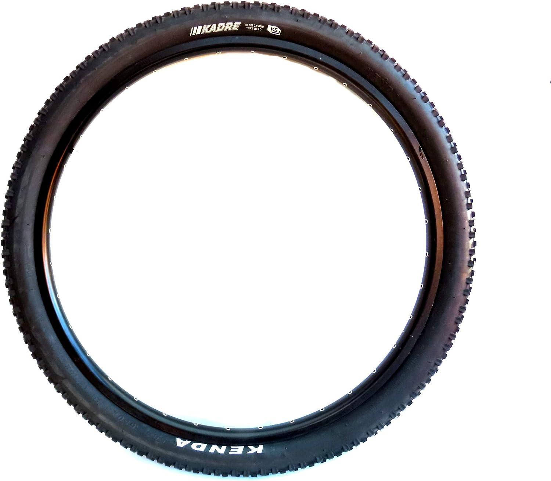 27.5 x 2.10 ETRTO 52-584 Pair of KENDA K1027 KADRE Bike Tyres Puncture Resistant Cross-Country MTB