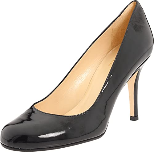 c1910c58a97a kate spade new york Women s Karolina Black Patent Pump 6.5 N  Buy Online at  Low Prices in India - Amazon.in