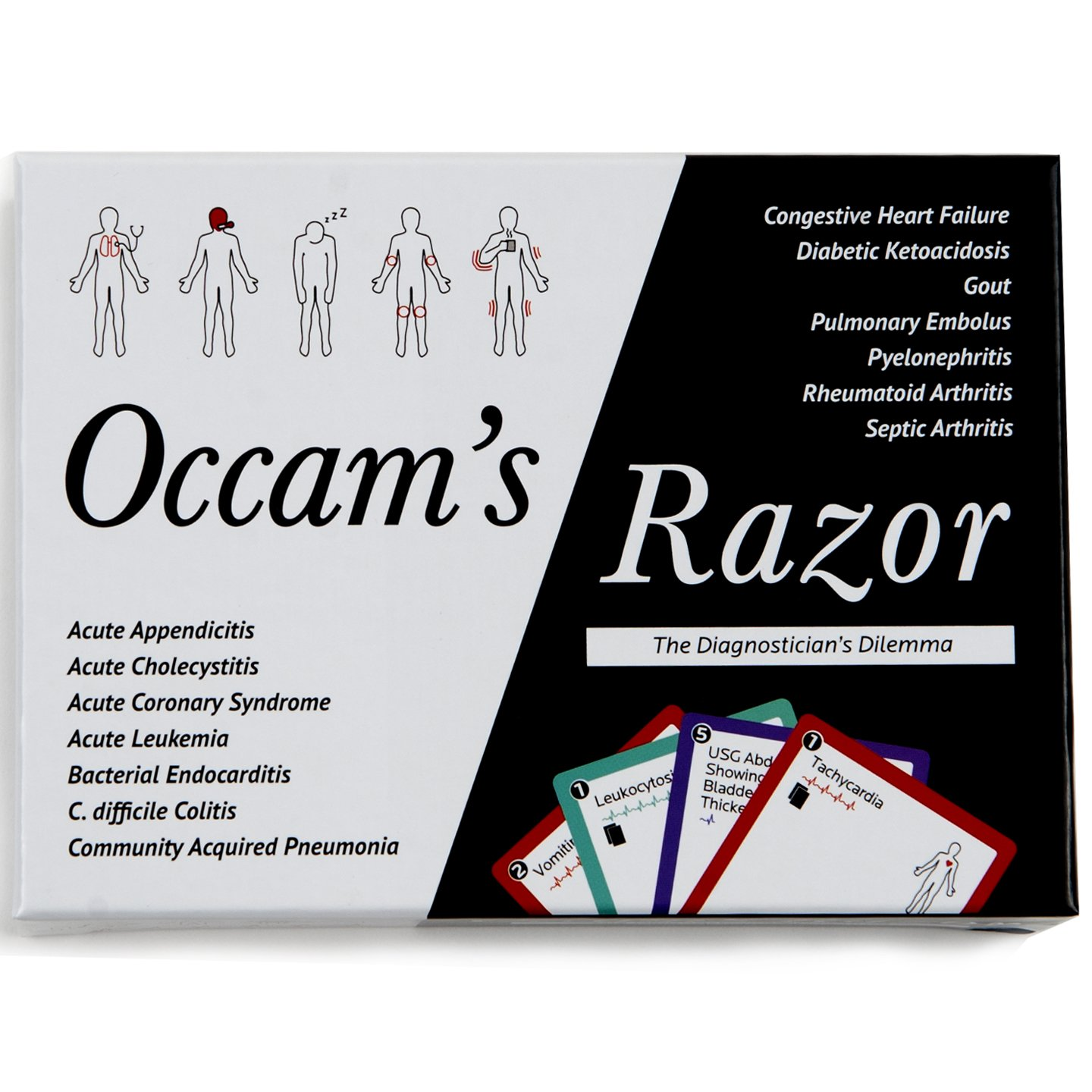 occam s razor the diagnostician s dilemma toys games