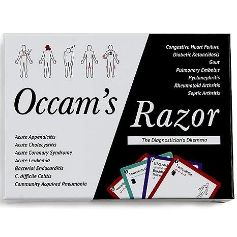 Occam's Razor: The Diagnostician's Dilemma
