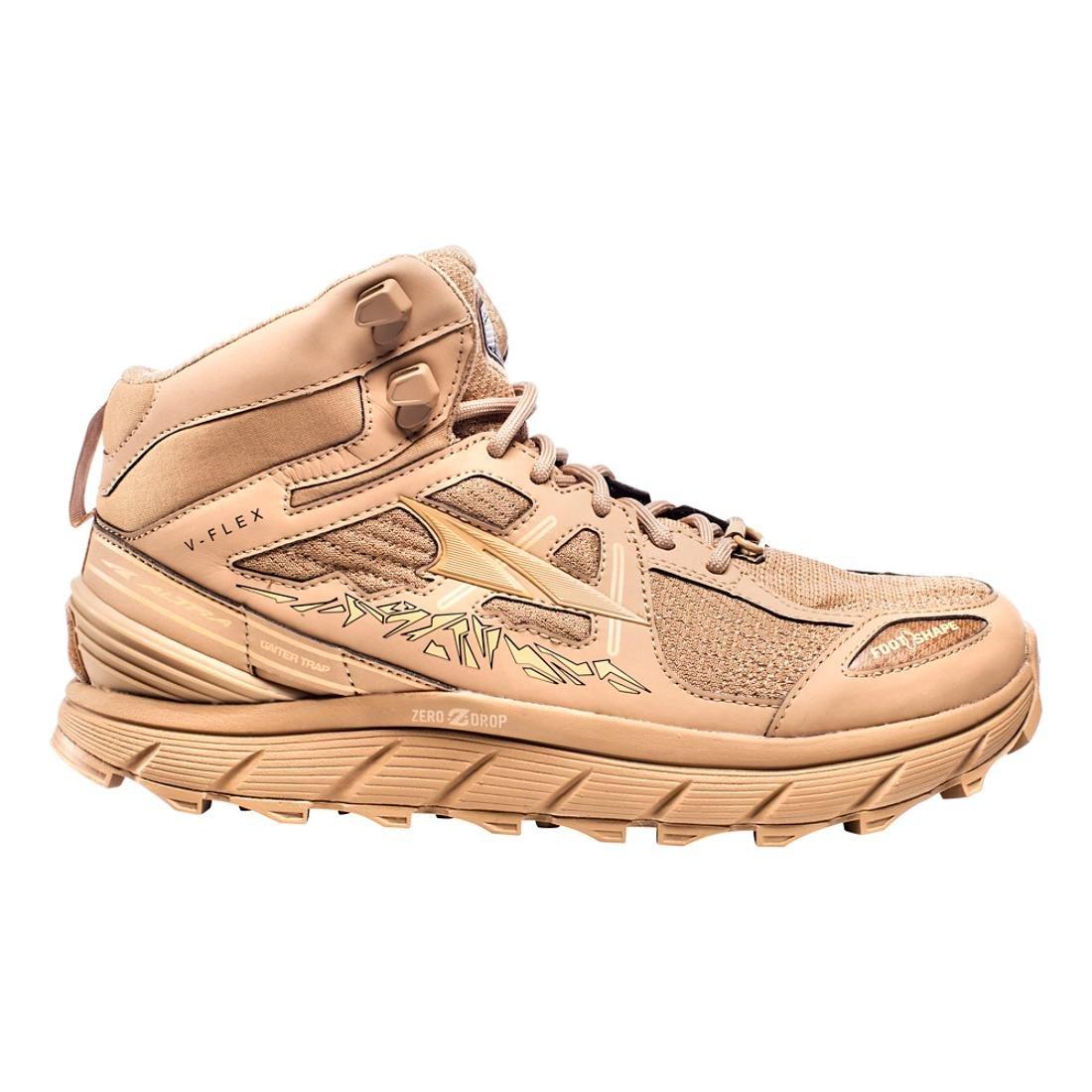 Altra Women's Lone Peak 3.5 Mid Mesh Running Shoe B01MT1K1W4 6 B(M) US|Sand