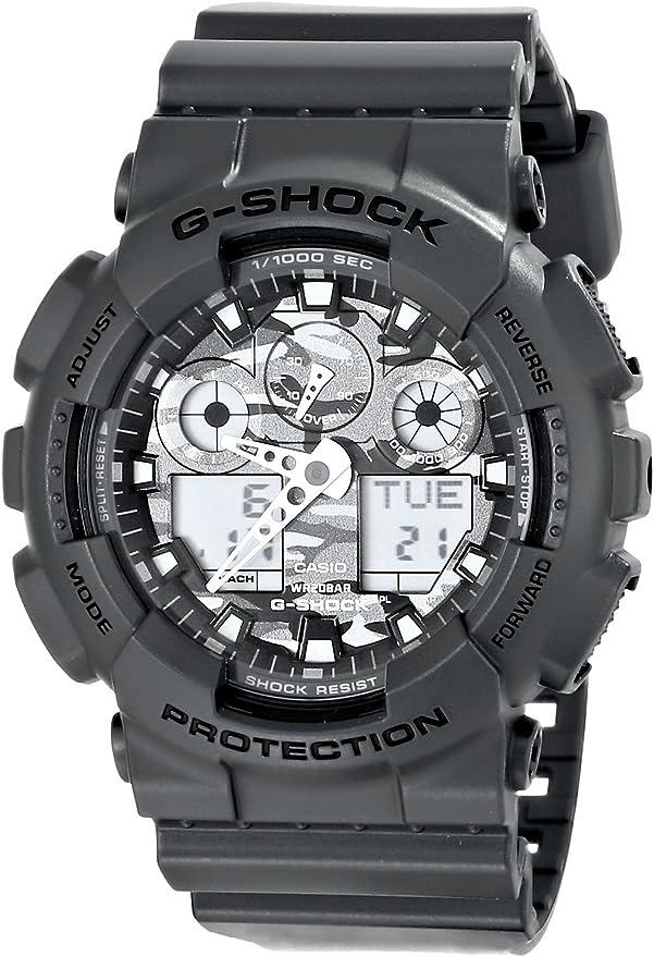カシオ CASIO Gショック デジタル メンズ 腕時計 GA-100CF-8AER ダークグレー [並行輸入品]