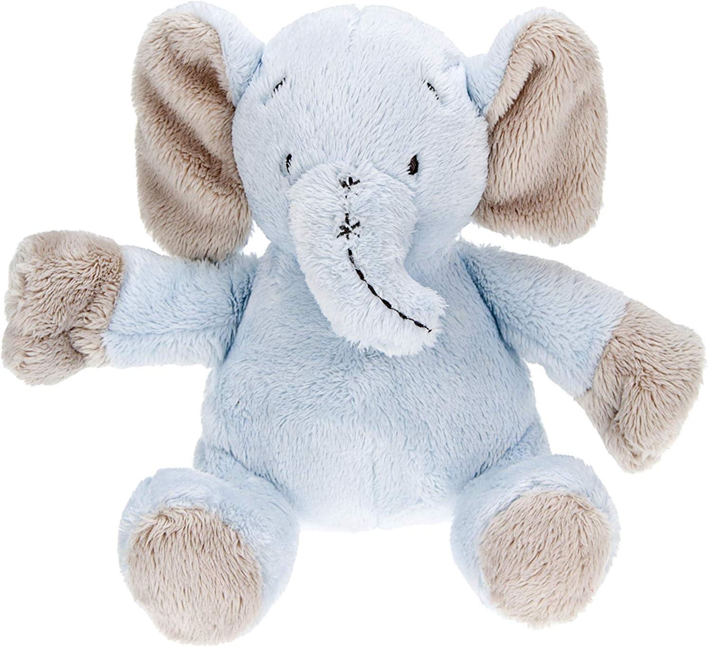 Mousehouse Gifts Animales de Peluche Juguetes Azul Elefante para bebé recién Nacido niño