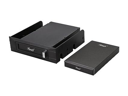 Rosewill interno/externo portátil caja de unidad de disco duro de ...