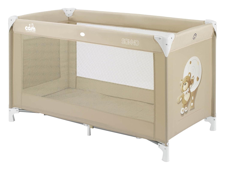 Cam Il Mondo del Bambino L117Child's Cot beige