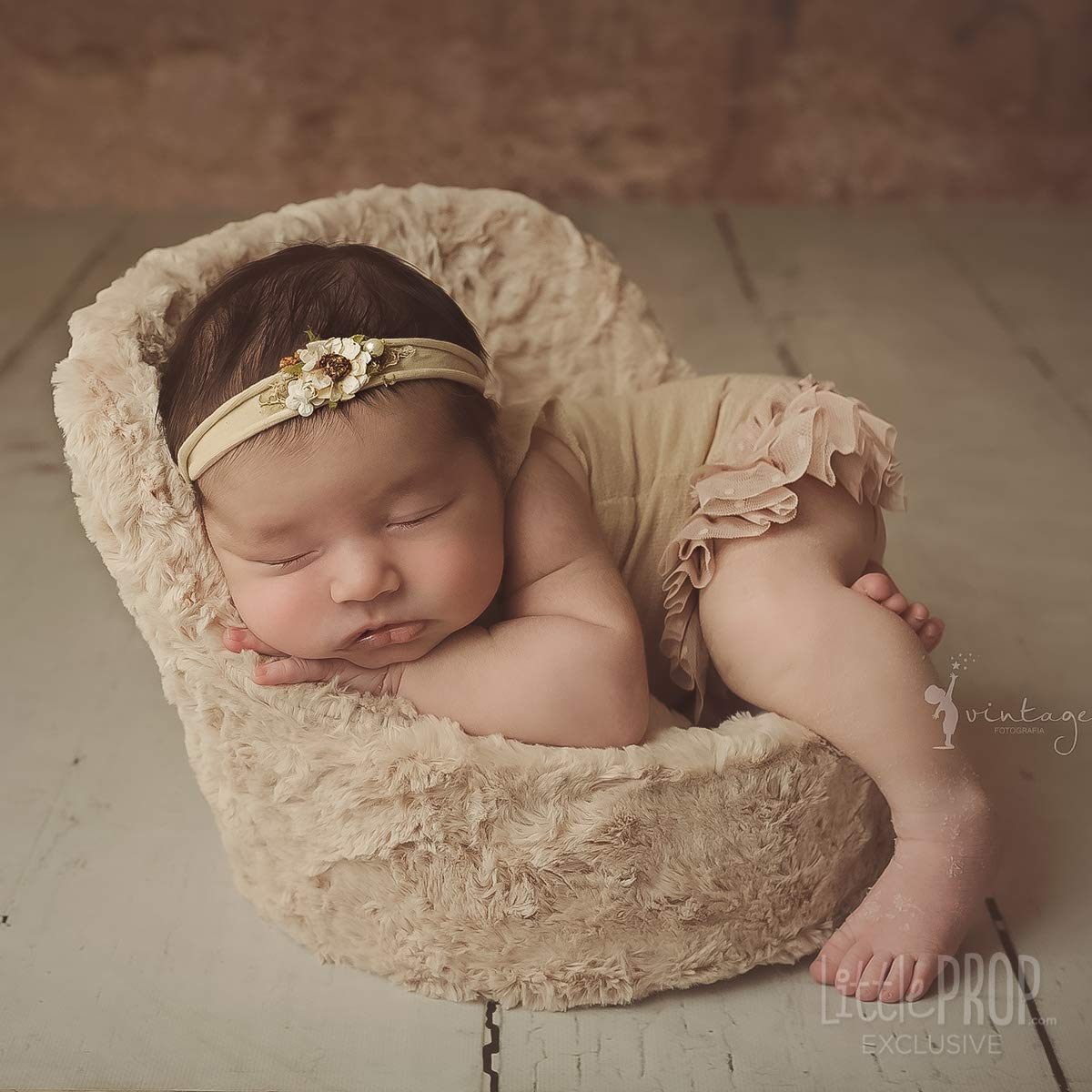 Photo Prop Newborn Photography Posing Seat Baby Posing Chair Posing Pod 2.0