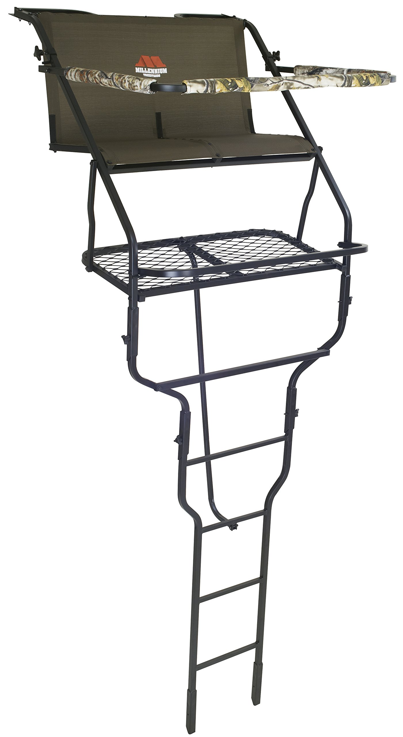 Millennium Treestands L200 18 ft. Double Ladder Stand