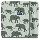 Kickee Pants Little Boys Print Swaddling Blanket
