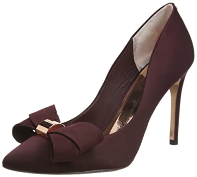 f141fe96360 Ted Baker London Women's Ichlibi Closed-Toe Pumps