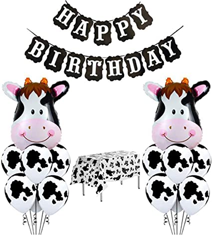 Cow 1.25 Pinback Button Cow Theme Heifer A016 Ready to Ship 20 Buttons Cow Birthday Cow Gift Farm Theme Cow Decor Farm Decor
