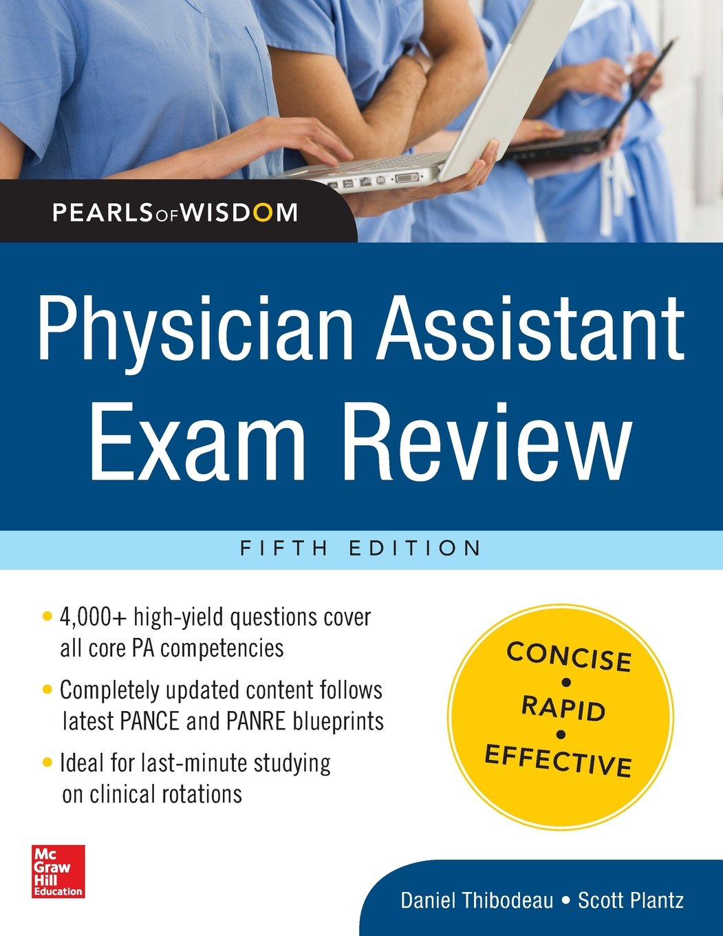 Physician Assistant Exam Review, Pearls of Wisdom: Amazon.co.uk ...