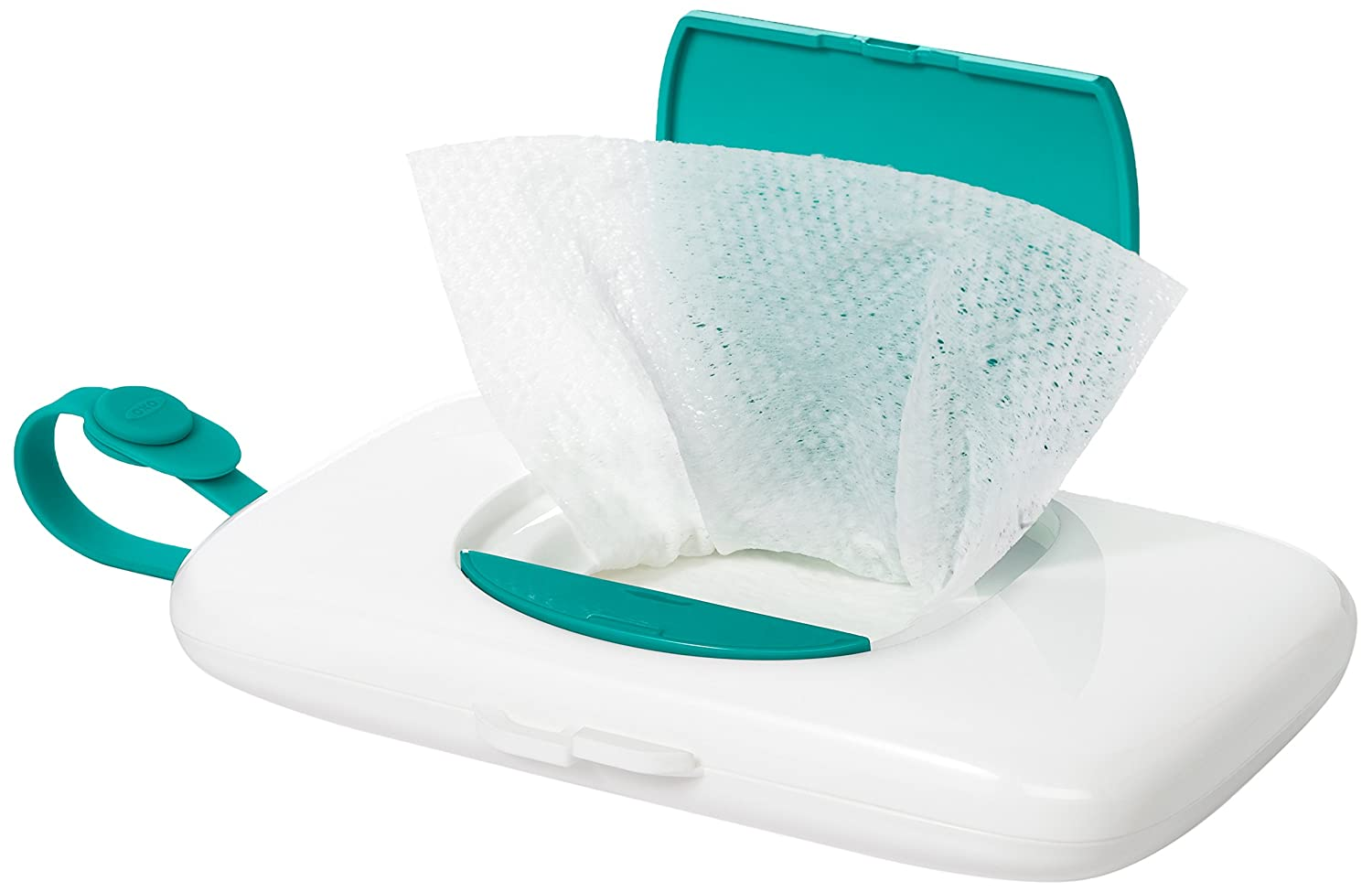 OXO Tot On-the-Go Wipes Dispenser, Teal 63122000