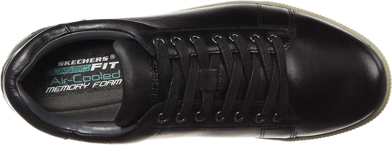 Insatisfactorio Practicar senderismo asiático  Skechers Men's Volden-Fandom Trainers: Amazon.co.uk: Shoes & Bags