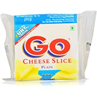 Go Cheese - Slice Plain, 200g Pack