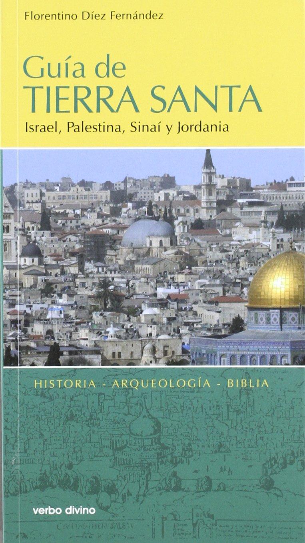 Download Guía de Tierra Santa :Israel, Palestina, Sinaí y Jordania pdf