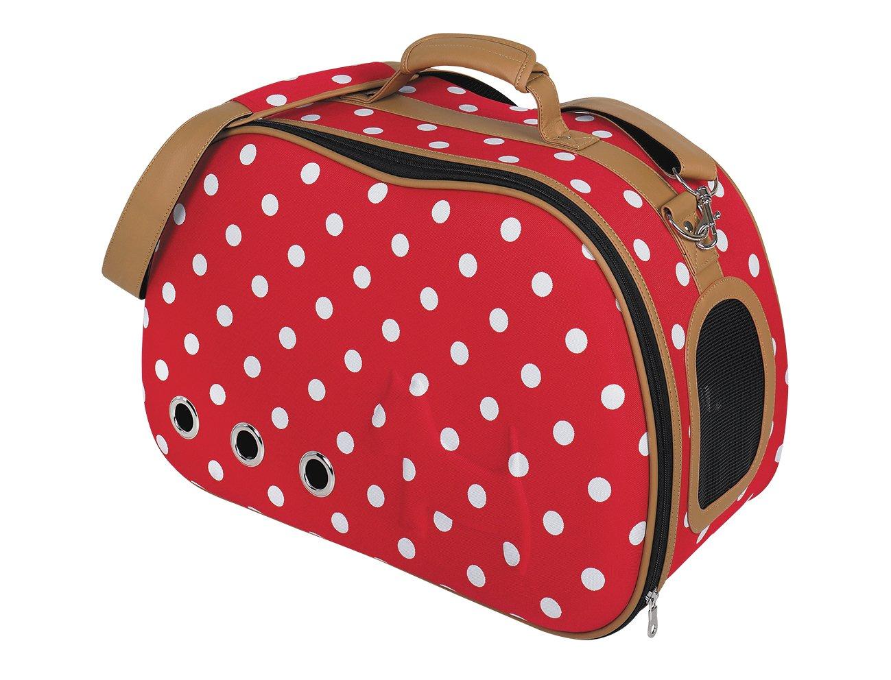 Red 50 x 20 x 31 cm Red 50 x 20 x 31 cm Nobby Bag Bella, 50 x 20 x 31 cm, Red