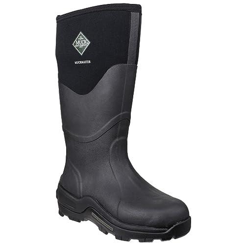 Muck Unisex Muckmaster Mezza Wellington Gamba Boots Stivali 3qARjL54