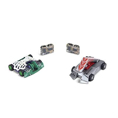 HEXBUG BattleBots Rivals (Bronco and Witch Doctor): Toys & Games