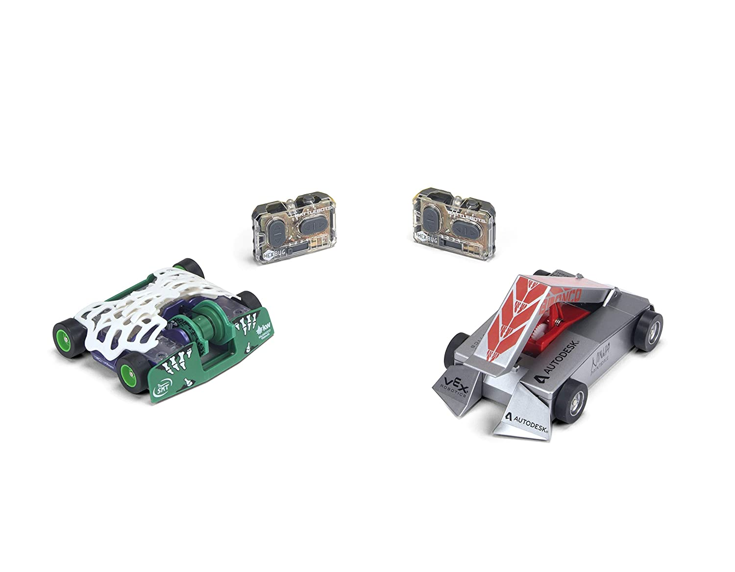 HEXBUG BattleBots Rivals Bronco and Witch Doctor
