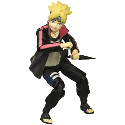 TAMASHII NATIONS Bandai S.H. Figuarts Boruto Naruto Action Figure: Bandai Tamashii Nations: Toys & Games