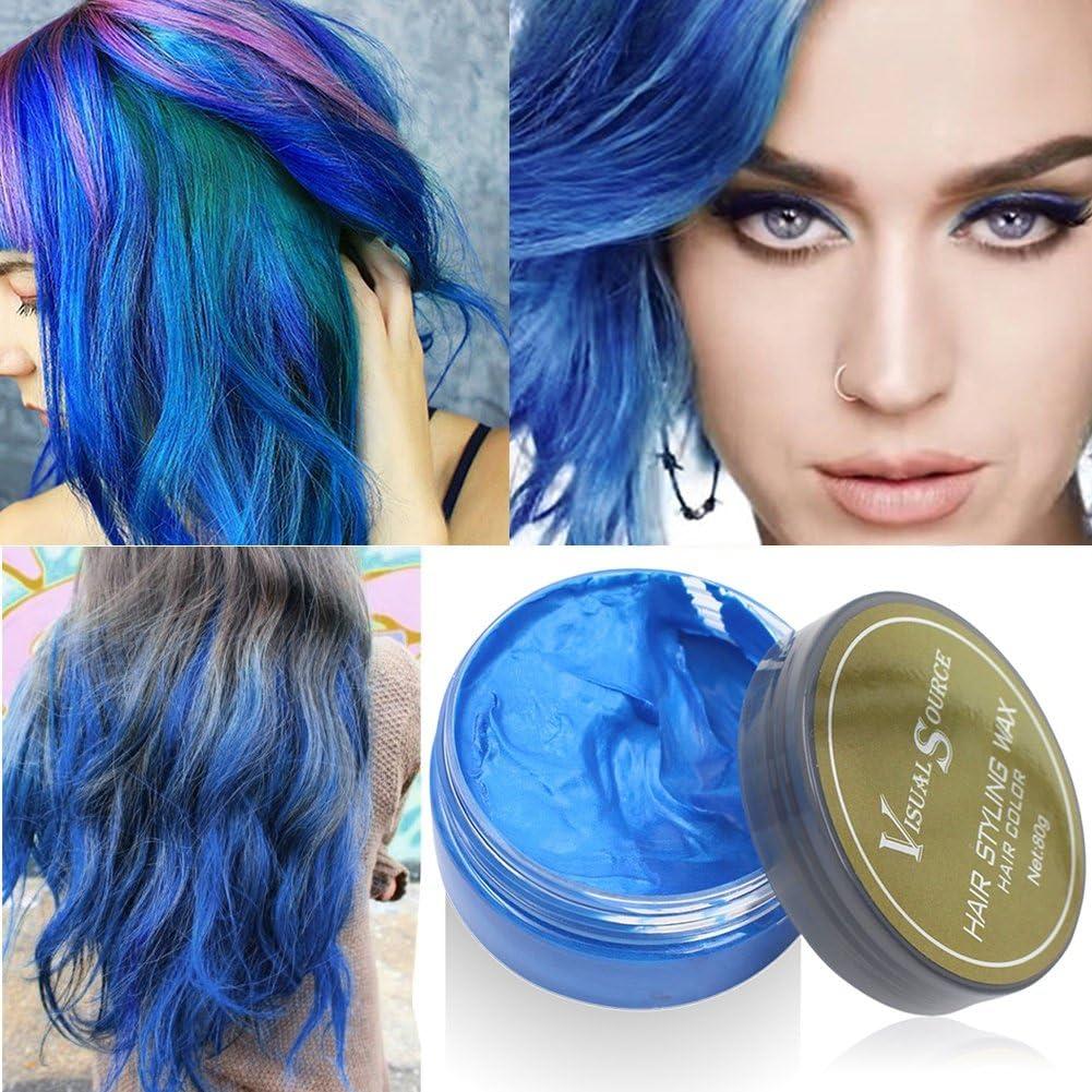 Tinte para el cabello Yiitay Profesional Tinte para el Cabello Cera para el Cabello Para Hombres Mujeres Cuidado del Cabello