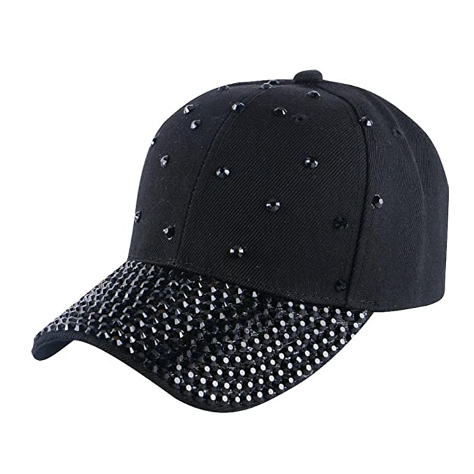 0a99ac095 Amazon.com: HBBCEED Women Men Fashion Baseball Cap Hats Handmade ...