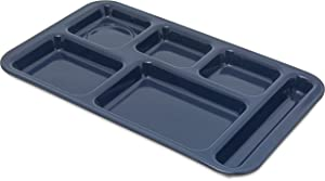 4398635 - Essential 4-Compartment Melamine Tray 10.5