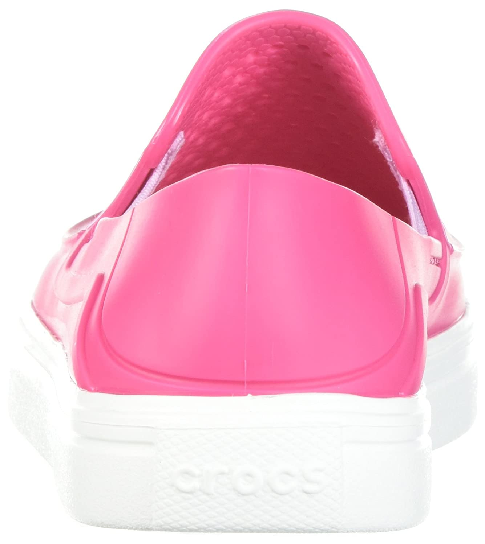 Easy On Comfort Athletic Shoe for Toddlers Crocs Kids Citilane Roka Slip On Sneaker Lightweight Crocs Kids/' Citilane Roka Slip On Sneaker Easy On Comfort Athletic Shoe for Toddlers Boys Girls