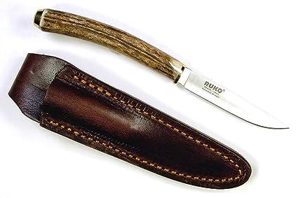 Amazon.com: Ruko Blade Bird y trucha de 3 pulgadas cuchillo ...