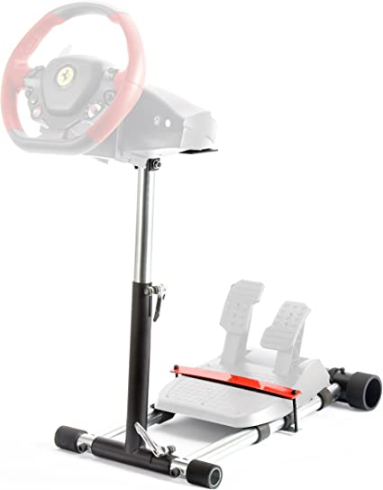 Wheel Stand Pro Lenkradständer Und Pedale Für Amazon De Computer Zubehör