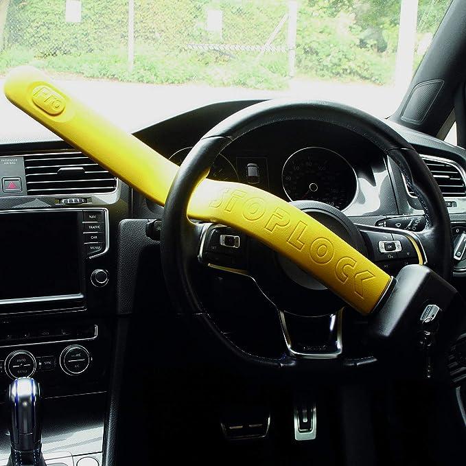 Stoplock HG 150-00 Pro Elite - Bloqueo para Volante: Amazon.es: Coche y moto