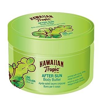 hawaiian tropic body butter